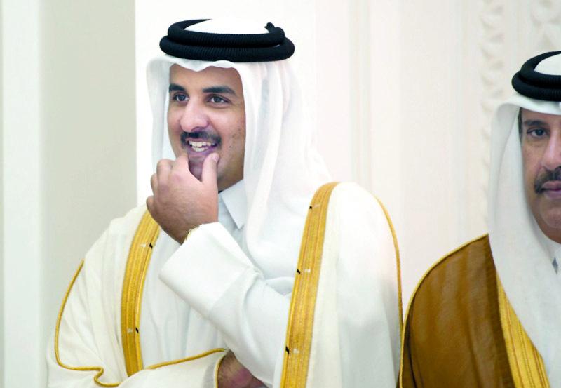 تميم يقطع طريق العودة أمام حمد بن جاسم عالم واحد العرب البيان