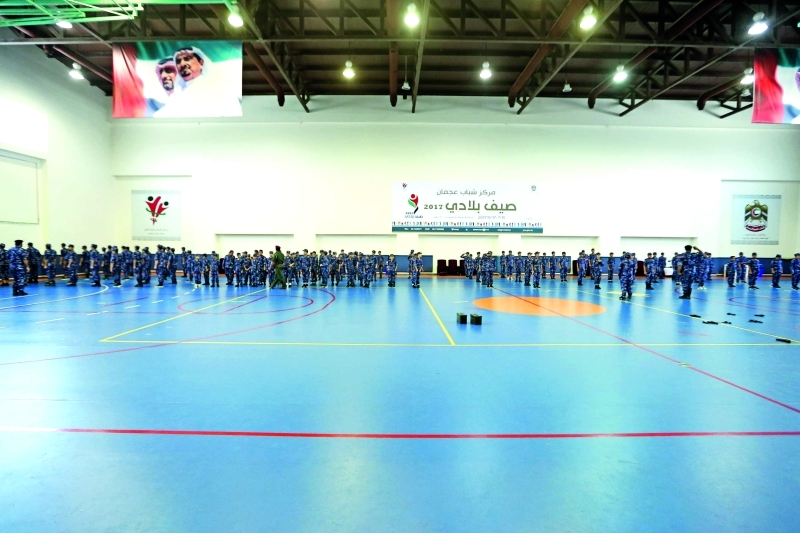 الصورة : تعزيز قدرات الطلبة عبر البرامج المتنوعة خلال الدورة     تصوير: عبدالله المطروشي