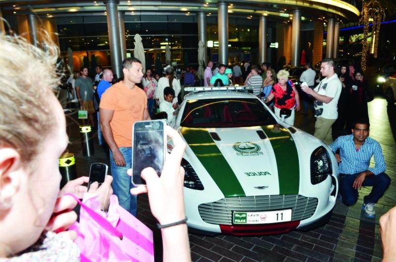 الشرطة السياحية استقطبت الملايين لمشاهدة سياراتها | من المصدر