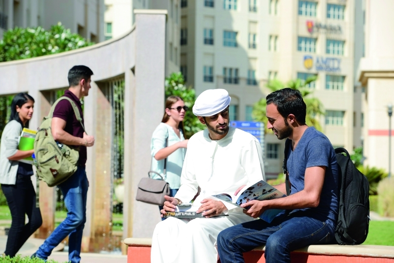 مدينة دبي الأكاديمية مقصد للطلبة من داخل وخارجها ــ من المصدر