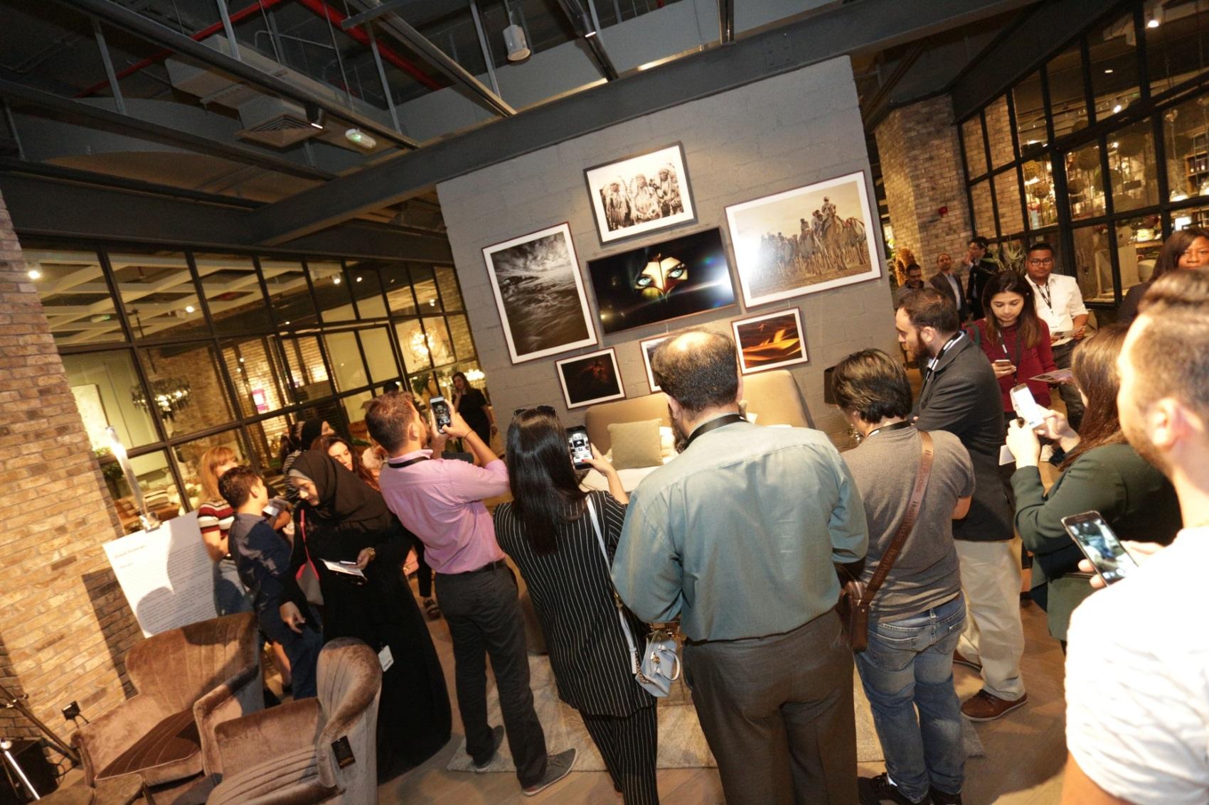 سامسونج تطلق تلفاز عصري بخصائص فنية مبتكرة في الإمارات - البيان