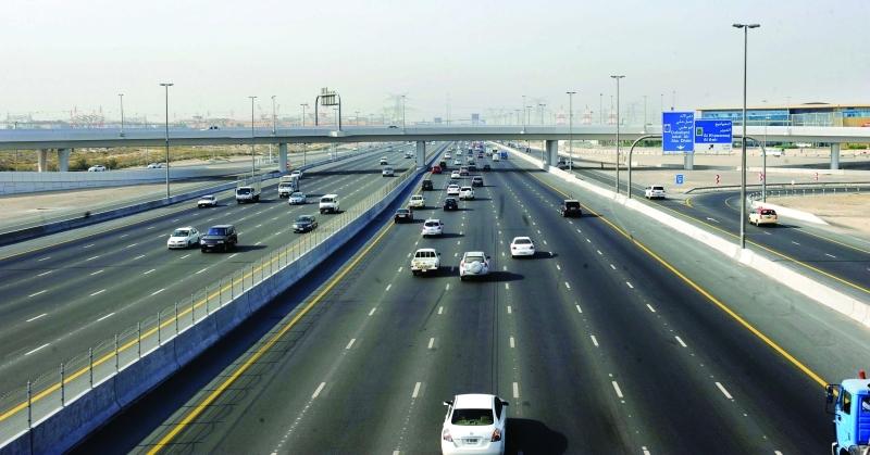 60% من وفيات الحوادث المرورية نتيجة السرعة الزائدة     من المصدر