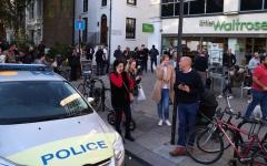 الصورة: بريطانيا ترفع مستوى الإنذار الإرهابي إلى الدرجة القصوى