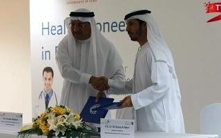 الصورة: «رواد الصحة» يؤهل 400 قائداً في دبي