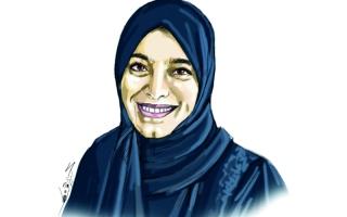 الصورة: فاطمة البريكي:الحراك الثقافي الإماراتي في أحسن حال
