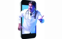 الصورة: التطبيب عن بعد.. رعاية مبتكرة للمرضـى وخبرات جديدة للكوادر الطبية