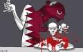 الصورة: قطر في الاتجاه المعاكس