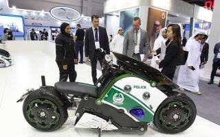 الصورة: «جيتكس» الإمارات تقود المستقبل الرقمي في العالم