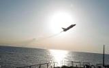 الصورة: تحطم طائرة روسية بسوريا ومقتل طاقمها