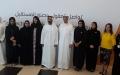 الصورة: ولي عهد رأس الخيمة يفتتح مكتب إكسبو 2020 دبي في رأس الخيمة