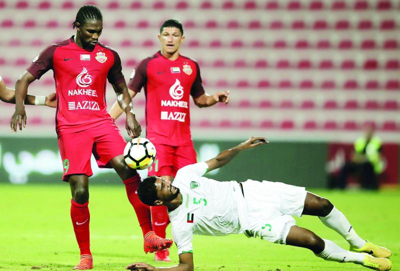 كاتلين: شباب الأهلي- دبي أضاع فوزاً تاريخياً - البيان