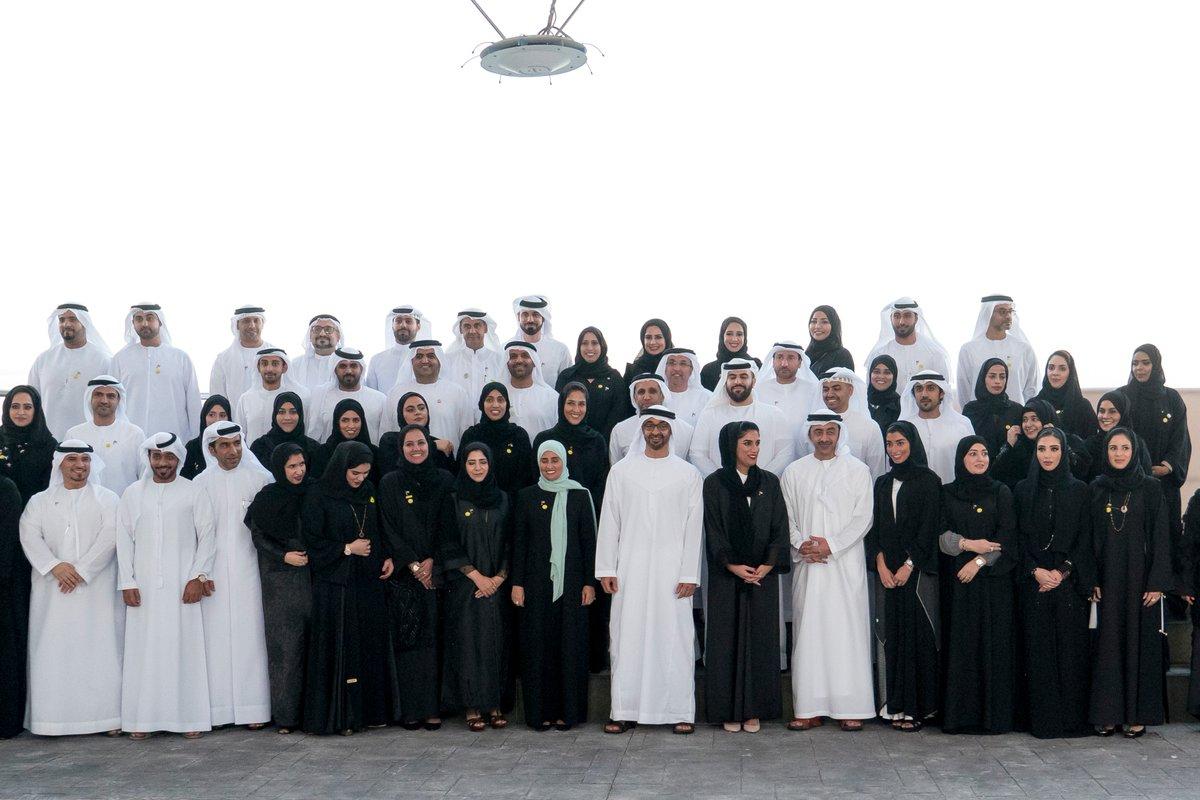 محمد بن زايد : الإمارات منذ نشأتها هدفها سعادة مواطنيها - البيان