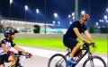الصورة: محمد بن زايد:  كل التقدير لحمدان بن محمد على تحفيزه المجتمع لممارسة الرياضة