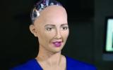 الصورة: «صوفيا» أول روبوت بجنسية سعودية