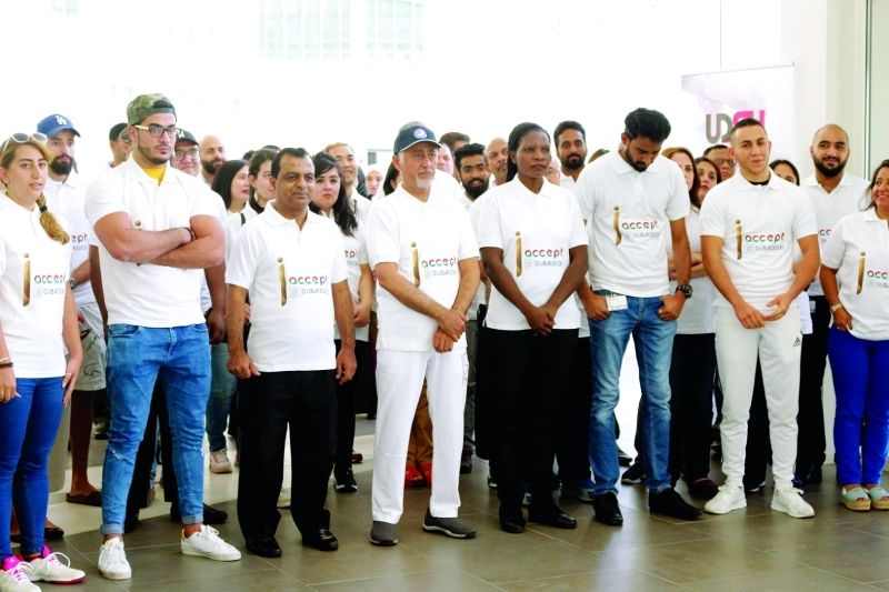 «جامعة دبي» تقبل التحدي بلغات متعددة - البيان