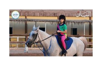 الصورة: الفروسية تجذب محبي المغامرة وتحدي اللياقة في دبي