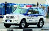 الصورة: وفاة سائق حرقاً والشرطة تحذر من تداول فيديو يظهر المتوفى