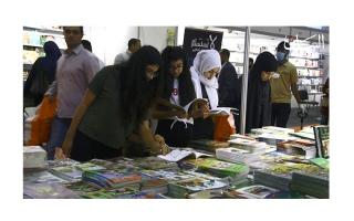 """الصورة: في """"الشارقة للكتاب"""": الأطفال على بساط الحكايات"""