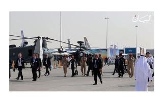 الصورة: الإمارات تقود قاطرة صناعة الطيران في العالم