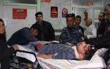 الصورة: حصيلة جديدة مرعبة لضحايا زلزال إيران