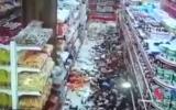 الصورة: فيديو مروع من متجر بالعراق لحظة الهزة الأرضية