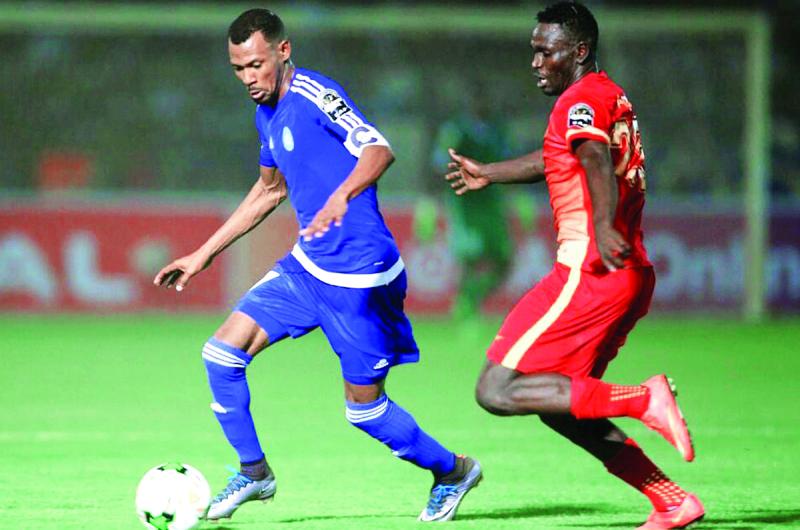الصورة : Ⅶ الهلال خلال إحدى مباريات الدوري السوداني       البيان