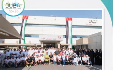 الصورة: قطاع النشر في «دبي للإعلام» .. حماس بروح «التحدي»