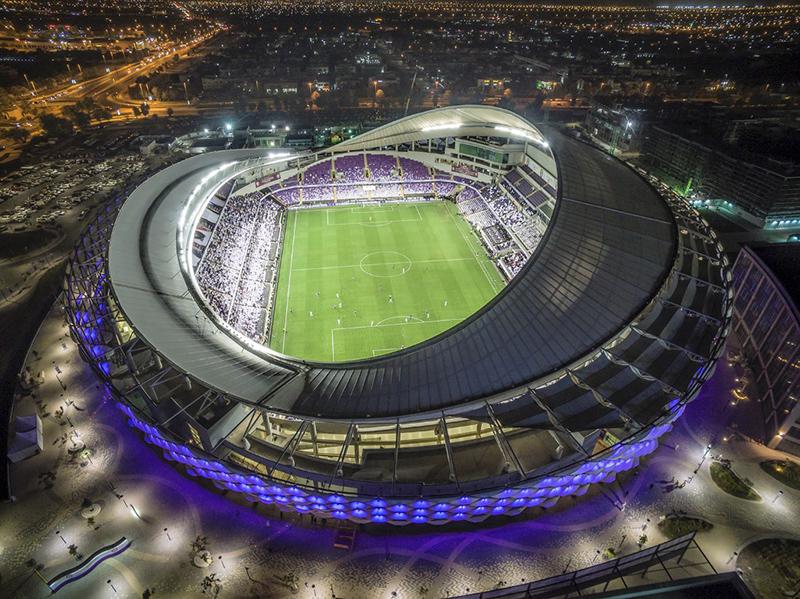 أبوظبي تتأهب لإبهار العالم في مونديال الأندية  الإمارات 2017  - البيان