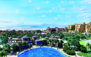الصورة: 51% من المساكن قيد الإنشاء حالياً تغطي الإسكان المتوسط في دبي