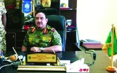 الصورة: قائد إيساف لـ«البيان»: قواتنا جاهزة للتدخل وتنفيذ المهام