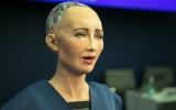 الصورة: الروبوت صوفيا التي منحت الجنسية السعودية ترغب في إنجاب طفلة