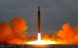 الصورة: اليابان: صاروخ كوريا الشمالية حلق في الجو لمدة 50 دقيقة