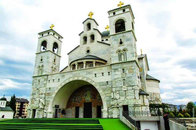 الصورة : كاتدرائية قيامة المسيح