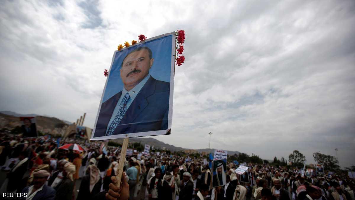 ميليشيات إيران تشترط إلغاء مراسم دفن «صالح» لتسليم جثمانه