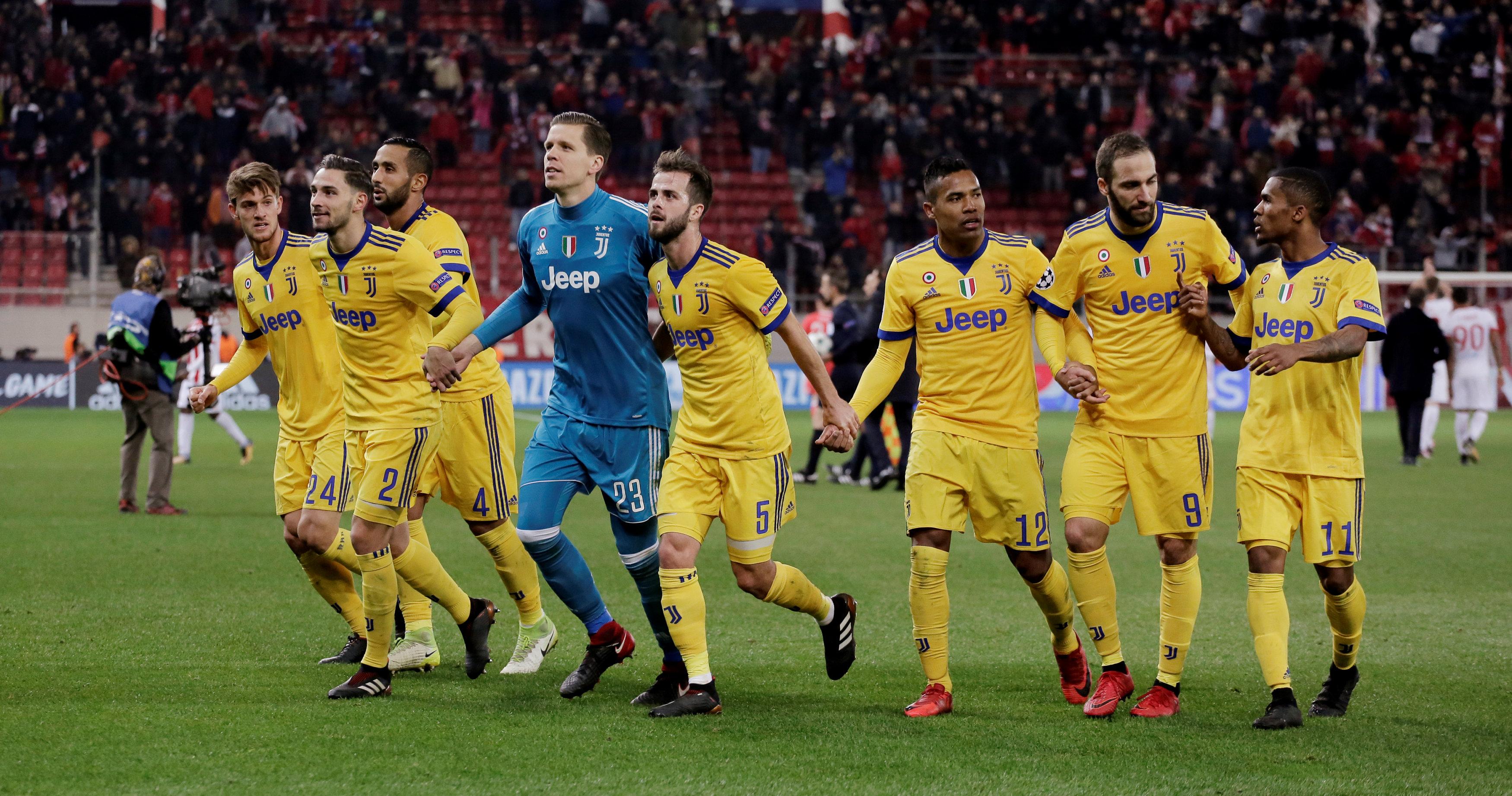 برشلونة ويوفنتوس معا إلى ثمن نهائي الأبطال