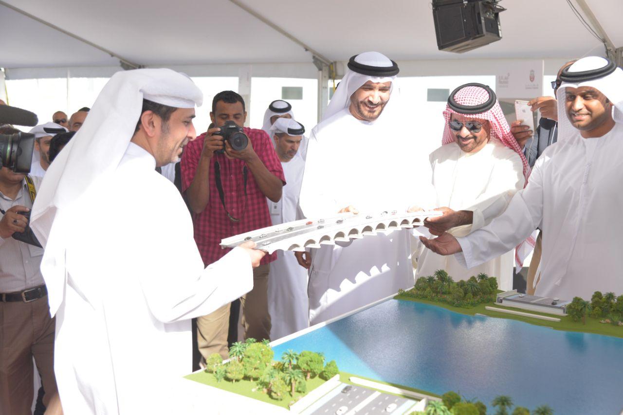 دائرة النقل في أبوظبي تطلق مشروع أم لفينة الحيوي
