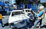 الصورة: التحالف العربي يطلق معركة تحرير الحديدة