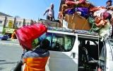 الصورة: مساعدات غذائية دولية تصل إلى اليمن