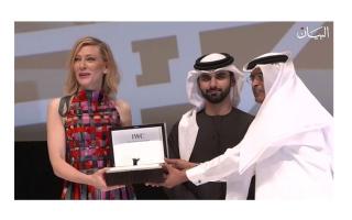 """الصورة: مهرجان دبي السينمائي..  """"السينما تأتيك"""" بسحر الفن السابع"""