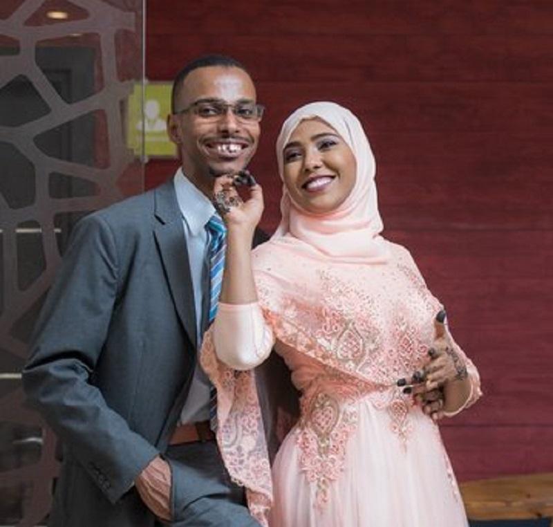 """حفل زفاف من السودان إلى نيويورك عبر """"واتساب"""""""