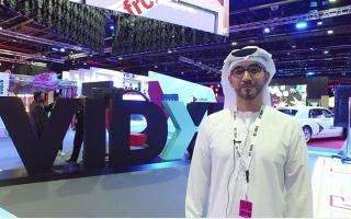 الصورة: VIDXB.. دبي ملتقى مبدعي المحتوى الرقمي في العالم