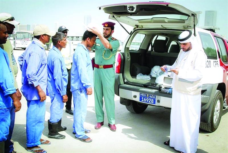 الصورة : Ⅶ مؤسسات الإمارات سباقة في ميدان العطاء داخل الدولة وخارجها  |  أرشيفية