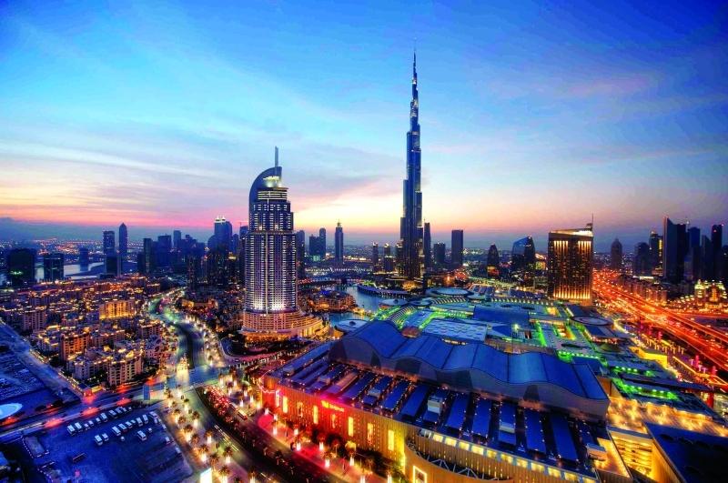 الصورة : ■ دبي تتهيأ لعام جديد من الإنجازات على الصعُد كافة     البيان