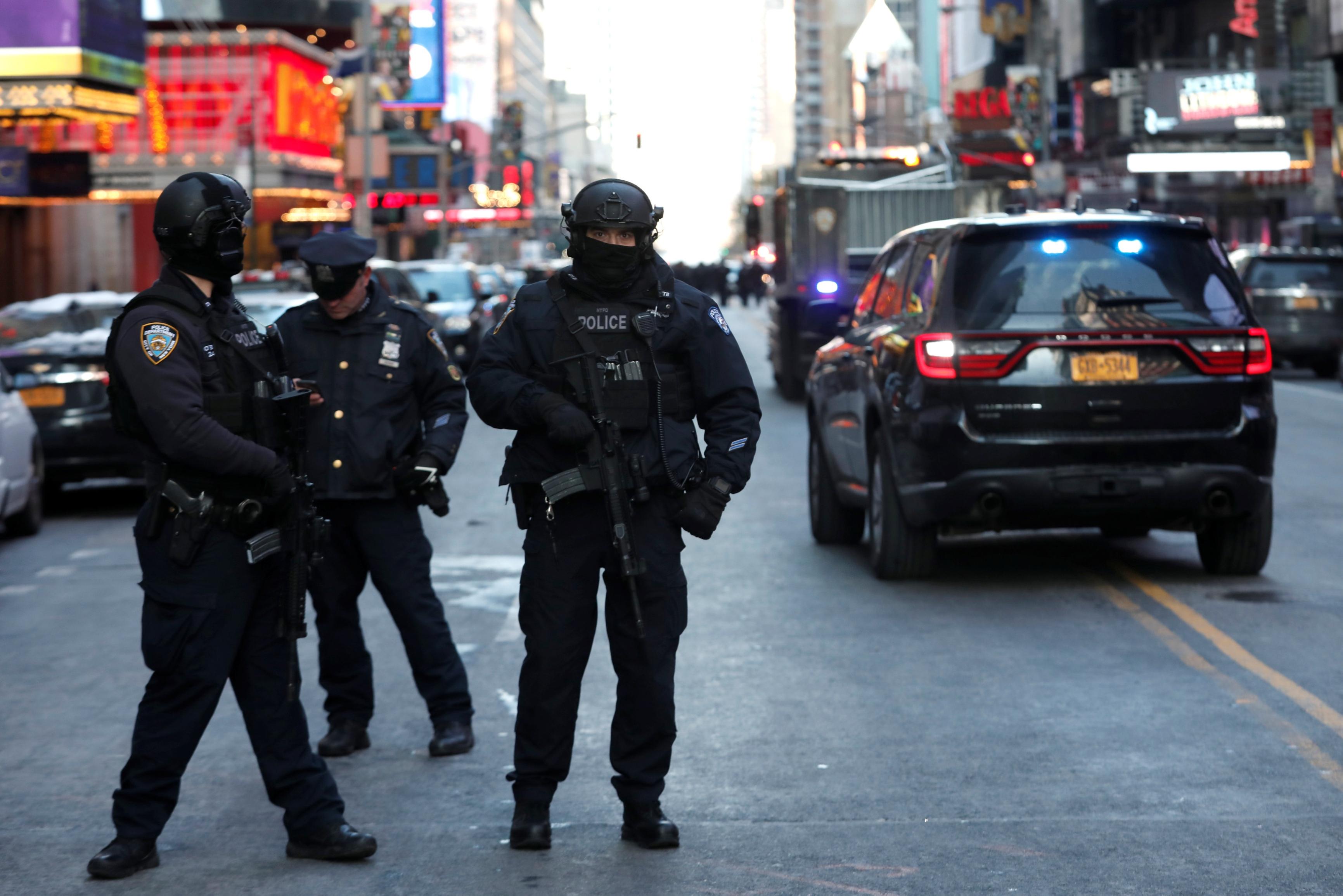 السلطات الأميركية: انفجار مانهاتن محاولة هجوم إرهابي