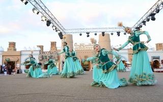 الصورة: مهرجان زايد للتراث.. الماضي بأبهى صوره