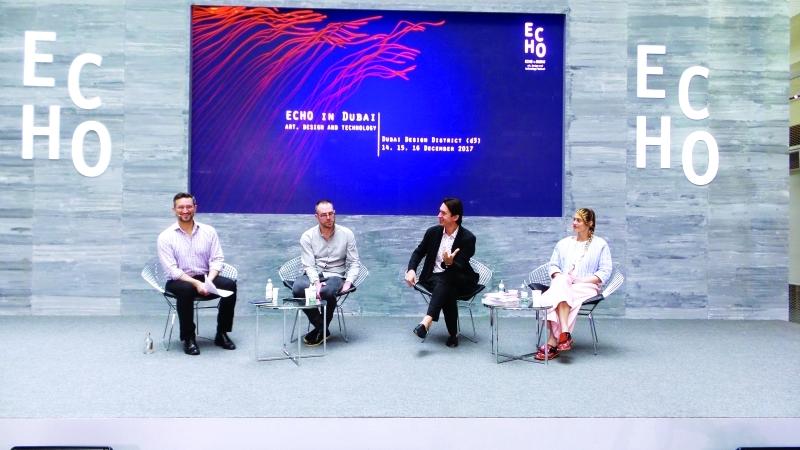 Ⅶ نواه رادفورد والمتحدثون في جلسة الحوار الأولى لوسي ومينزفورت وكايك  |  البيان