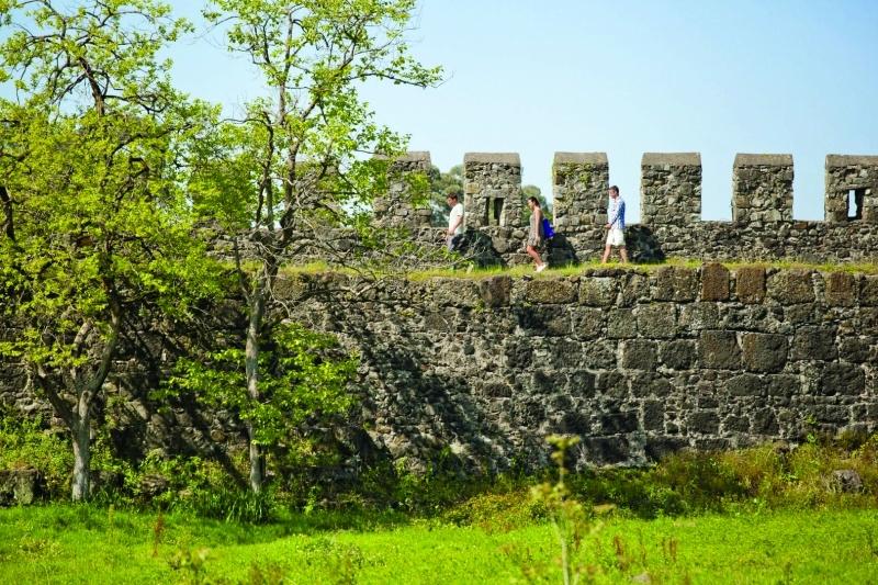 الصورة : قلعة غونيو (2)