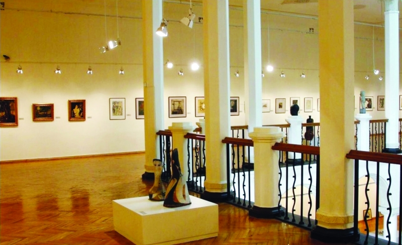 الصورة : متحف ادجارا للفنون