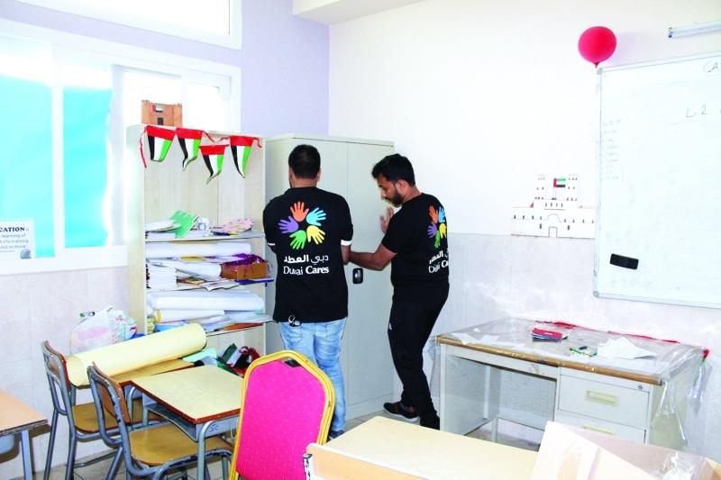 ■100 متطوع شاركوا في آخر دورات «التطوع في الإمارات» 2017     من المصدر