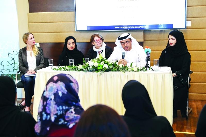 قمة المرأة «الأمن والسلام» تنطلق في أبوظبي اليوم - البيان